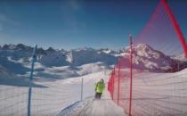 Leo Taillefer plankar världscupen i Val d'Isère