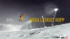 Skata Sweden – Enormt hopp i Åre