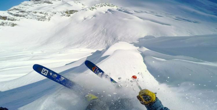 Henrik Windstedt i Alaska