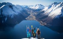Åk på toppturscamp med Sverre & Kaj