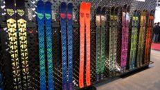 Prylnytt från ISPO: Skidor del 2