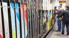 Prylnytt från ISPO: Skidor del 1