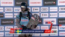 Christoffer Granbom vann i Andorra
