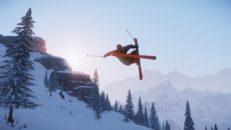 Att göra Tv-spel av skidåkning
