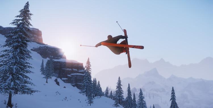 Hur gör man ett Tv-spel om skidåkning? Freeridepodden träffar Alexander Bergendahl som utvecklat SNOW.