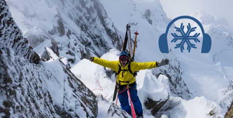 Andreas Fransson i Chamonix.