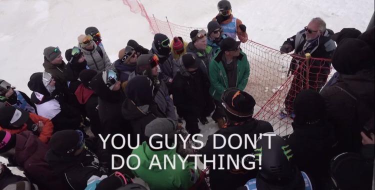 FIS-Chefen lackar ur på åkarna på VM i Sierra Nevada