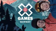 X Games Hafjell – Julius & Björn som kommentatorer