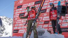 Reine Barkered vann Xtreme Verbier 2017