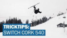 Switch Cork 540 med Jesper Tjäder