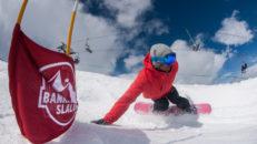 Banked Slalom i Gränsen för femte året