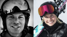 Hedvig Wessel och Kristoffer Turdell vann NM 2017