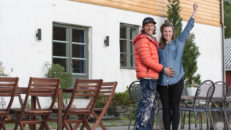 Wille Lindberg ska bli pappa