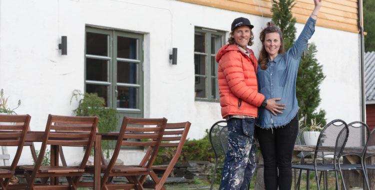 Paret Wille Lindberg och My Ernevi är taggade på att bilda familj.