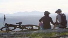 Cykel- & Årepepp med Jackie och Reine