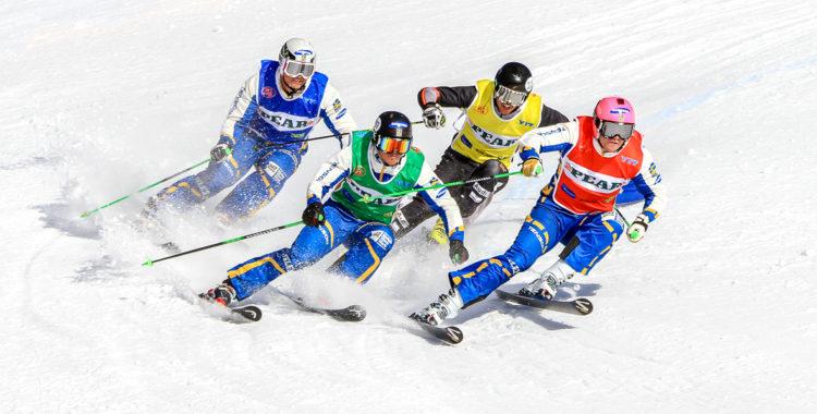 Drömjobb: skidgymnasiet i Torsby söker en skicross-tränare