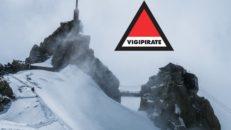Säkerhetskontroll på Aiguille du Midi
