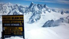 Säsongarfamiljen i Chamonix