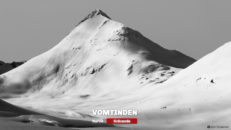 Tre nya toppturer Hunddalen, Norge