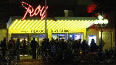 På skidfilmspremiär i Göteborg