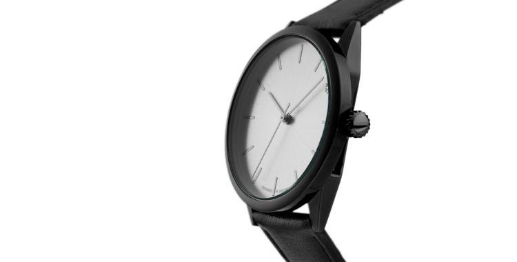 En klocka utan läder medn med återvinningsvänlig aluminium: En världsräddare?