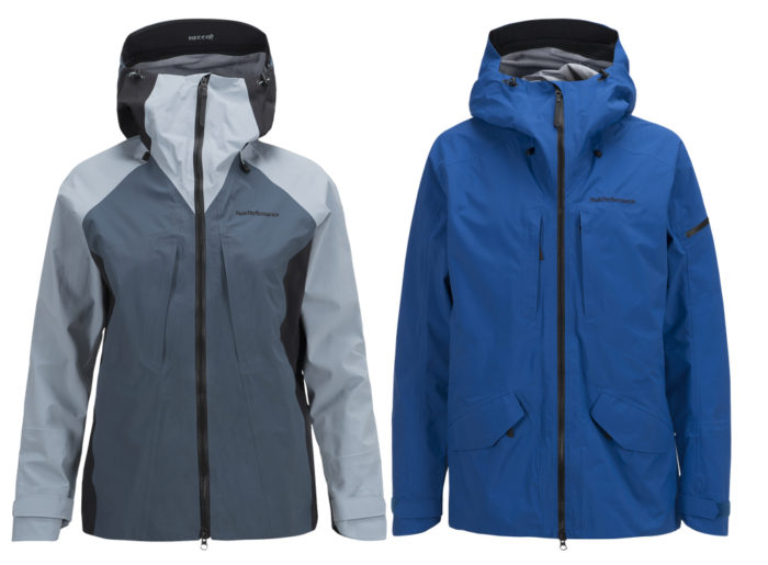 Helly Hansen Dukes Jacket, skidjacka herr Dark Blue Skid