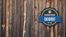 Vilken är Sveriges bästa skidort 2017/2018?