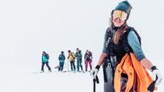 Lotten Rapp om återhämtningen efter hjärnskakningen i Les Arcs