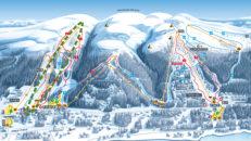 SkiStar Åre först i fjällvärlden med solkraftsdrivna liftar
