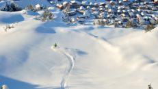 Vinn en skidsemester i Österrike