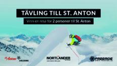 Vinn skidresa till St Anton med nortlander