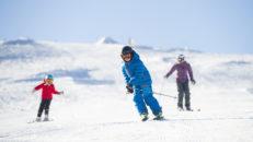 Snöpremiär på Sveriges 2 största skidorter