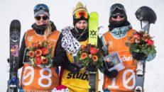 Jennie-Lee tog sensationellt guld i Stubai