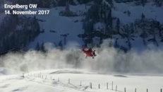 En död efter lavin i Engelberg