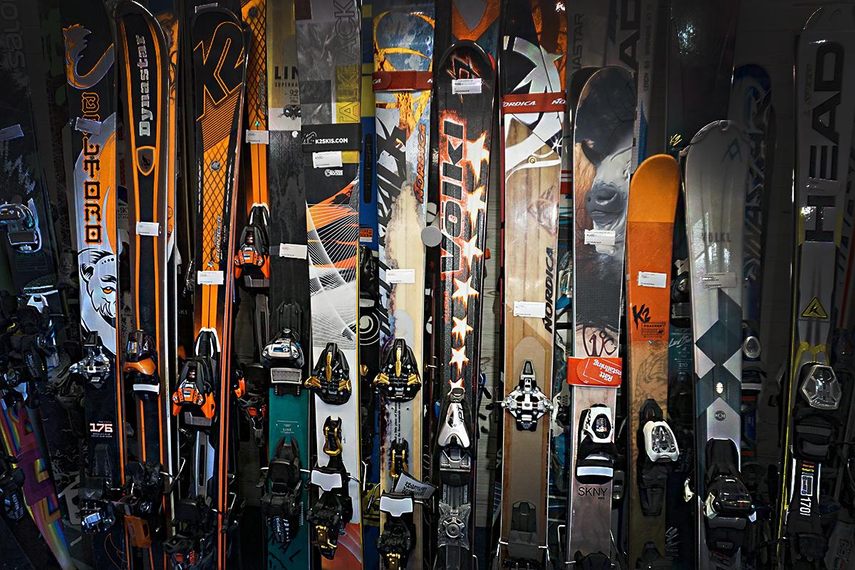Köpa begagnade skidor 7 tips som räddar dig Freeride