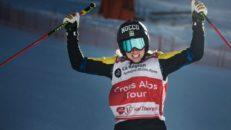 Världens bästa skicrosstjej till Idre Fjäll