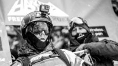 Travis Rice kör FWT i Hakuba, Japan