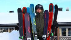 Freeride testar: 2019-års friåkningsskidor för hela berget