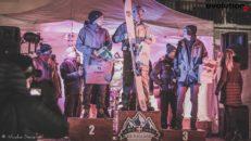 Dubbla svenska pallplatser på kvaltourens första stora tävling