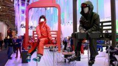 Liten trendspaning skidkläder 2019