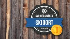 Detta är Sveriges bästa skidort 2018