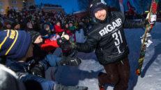 Luleå Big Air slog publikrekord