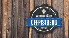 Detta är Sveriges bästa offpistberg