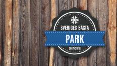 Detta är Sveriges bästa park