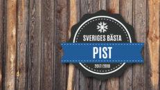 Detta är Sveriges bästa pist 2018