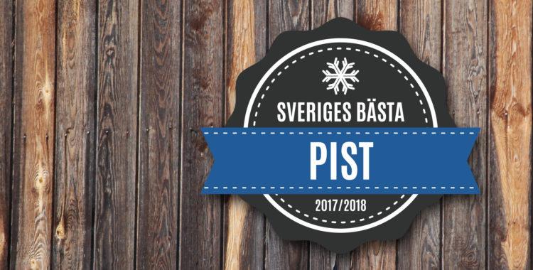 Sveriges bästa preparerade nedfart är korad och den ligger i Kläppen.
