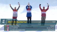 Norskt OS guld i slopestyle
