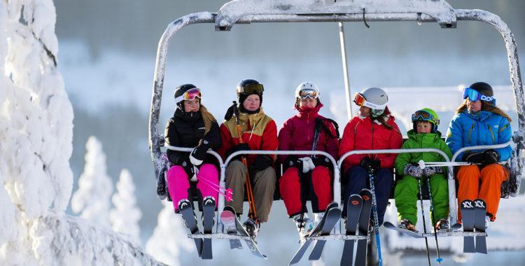 Skidorten Romme 22 mil från Stockholm bygger ny sittlift och gör 2 nya svarta pister.