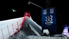 Henrik Harlut kör X Games i Norge