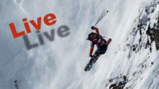 Live: Freeride World Tour i Fieberbrunn
